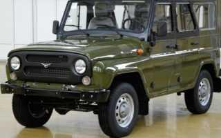 Внедорожник УАЗ-469: история создания, модификации и технические характеристики