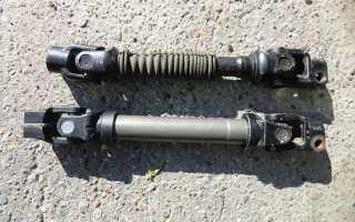 Ремонт рулевого кардана УАЗ Патриот