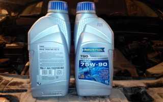 Замена масла в коробке УАЗ Патриот