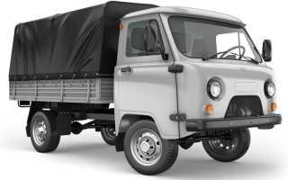 УАЗ-3303: обзор автомобиля