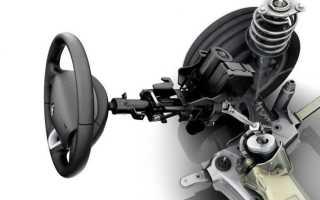 Настройка рулевого управления УАЗ Патриот