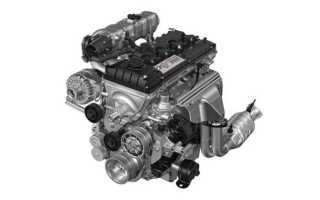 Описание двигателя Zmz pro