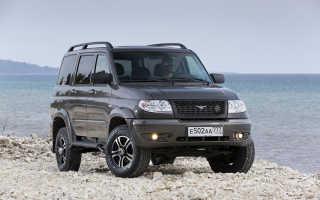 Отзывы владельцев об автомобиле УАЗ Патриот 2013 года выпуска