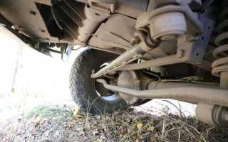 Что такое рулевая тяга на УАЗ Патриот