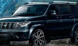 Описание автомобиля УАЗ Патриот 2020