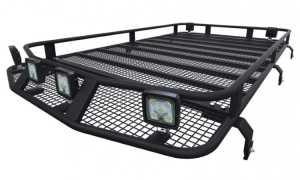 Виды багажников для УАЗ Патриот