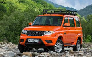 Преимущества экспедиционной версии автомобиля УАЗ Патриот