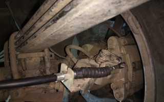 Для чего нужен ручник на УАЗ Патриот