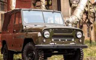Что такое ГУР и зачем его устанавливать на УАЗ-469
