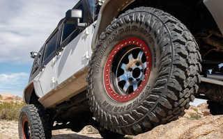 Лучшие грязевые шины на УАЗ