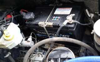 Обзор аккумулятора на Патриот от УАЗ
