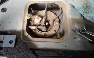 Устройство топливного насоса на УАЗ Патриот