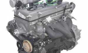Технические характеристики двигателя ЗМЗ 409