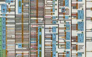 Схемы электрооборудования для авто УАЗ Патриот разных годов выпуска