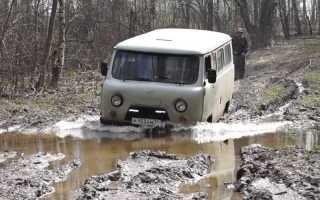 "Расход топлива УАЗ ""Буханка"" на 100 км"