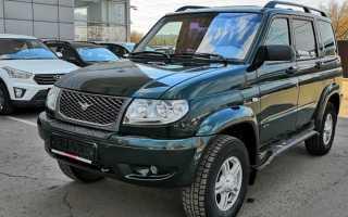 Достоинства и недостатки автомобиля УАЗ Патриот 2011 года