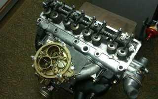 Конструкция и устройство двигателя ЗМЗ-402