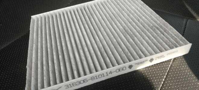 Как заменить салонный фильтр на УАЗ Патриот