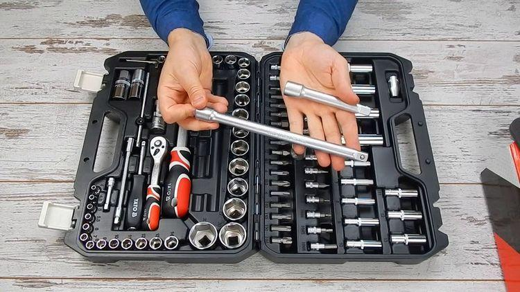 Набор инструментов Yato yt-12681