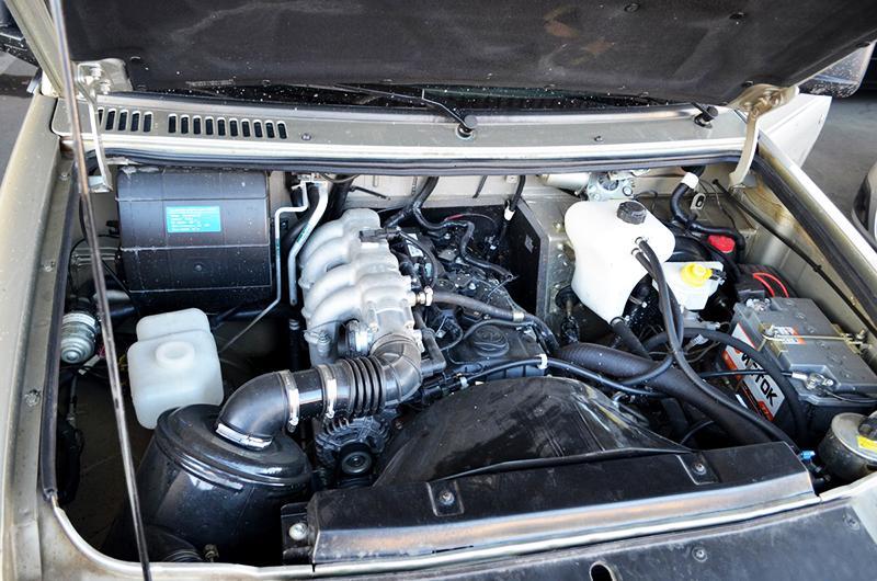 УАЗ-Патриот двигатель