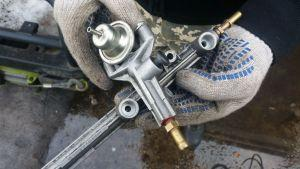 клапан давления топлива УАЗ Патриот
