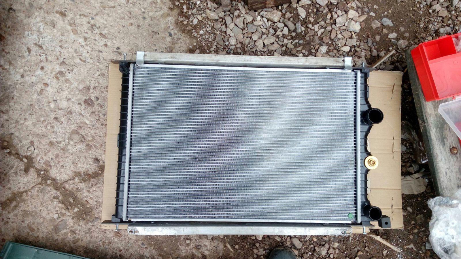 Критерии выбора радиатора охлаждения