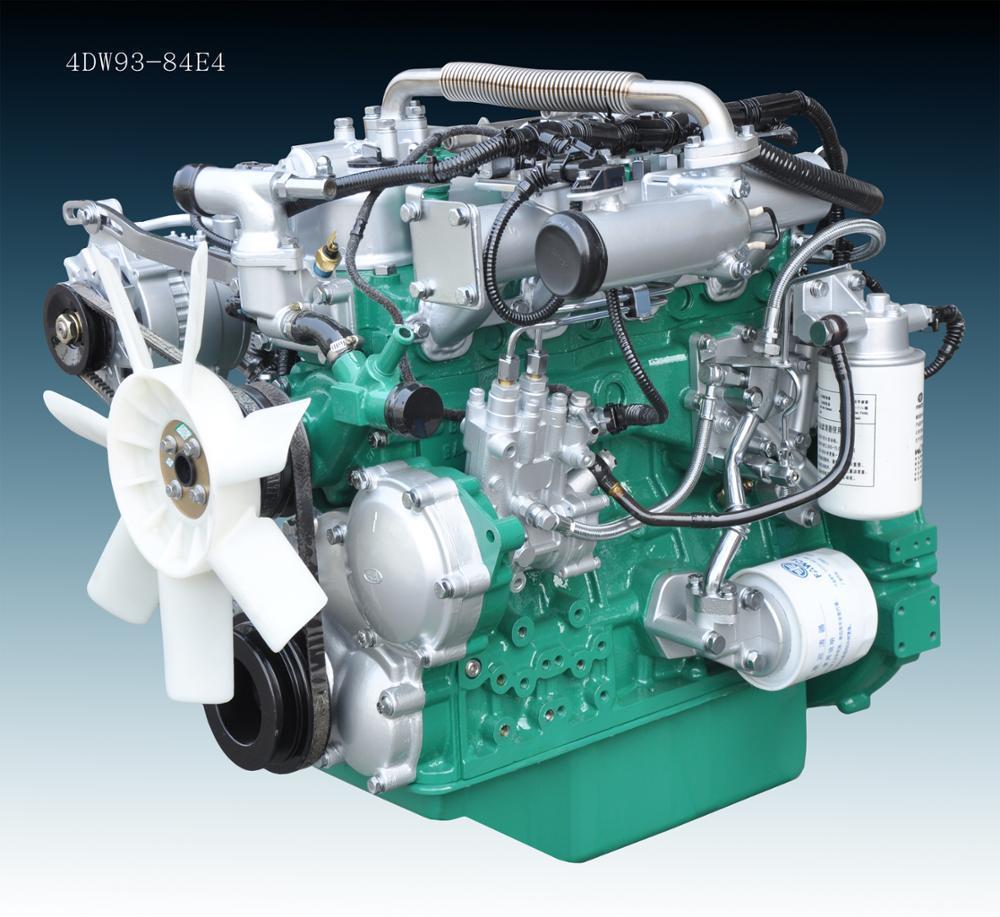 Двигатель с кондиционером