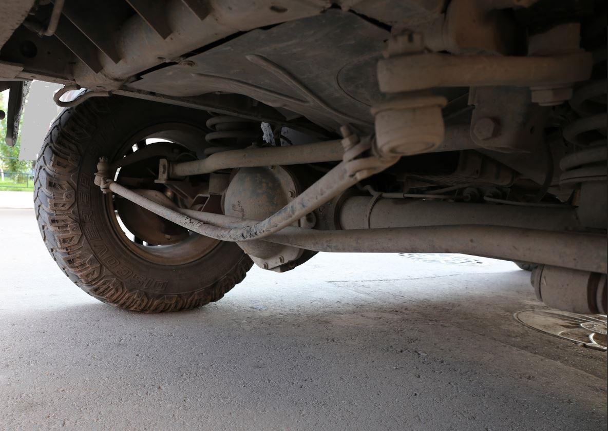 Конструкция рулевой тяги