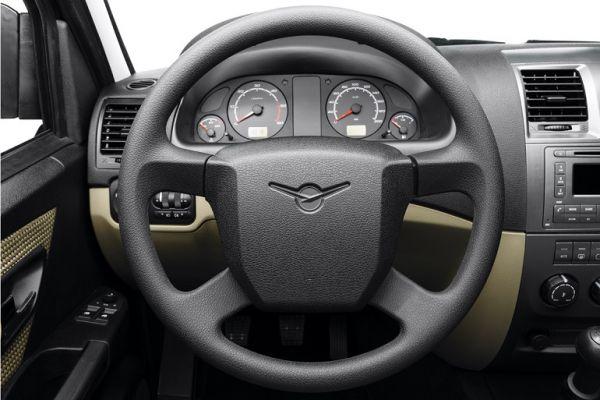 Рулевое колесо УАЗ Патриот