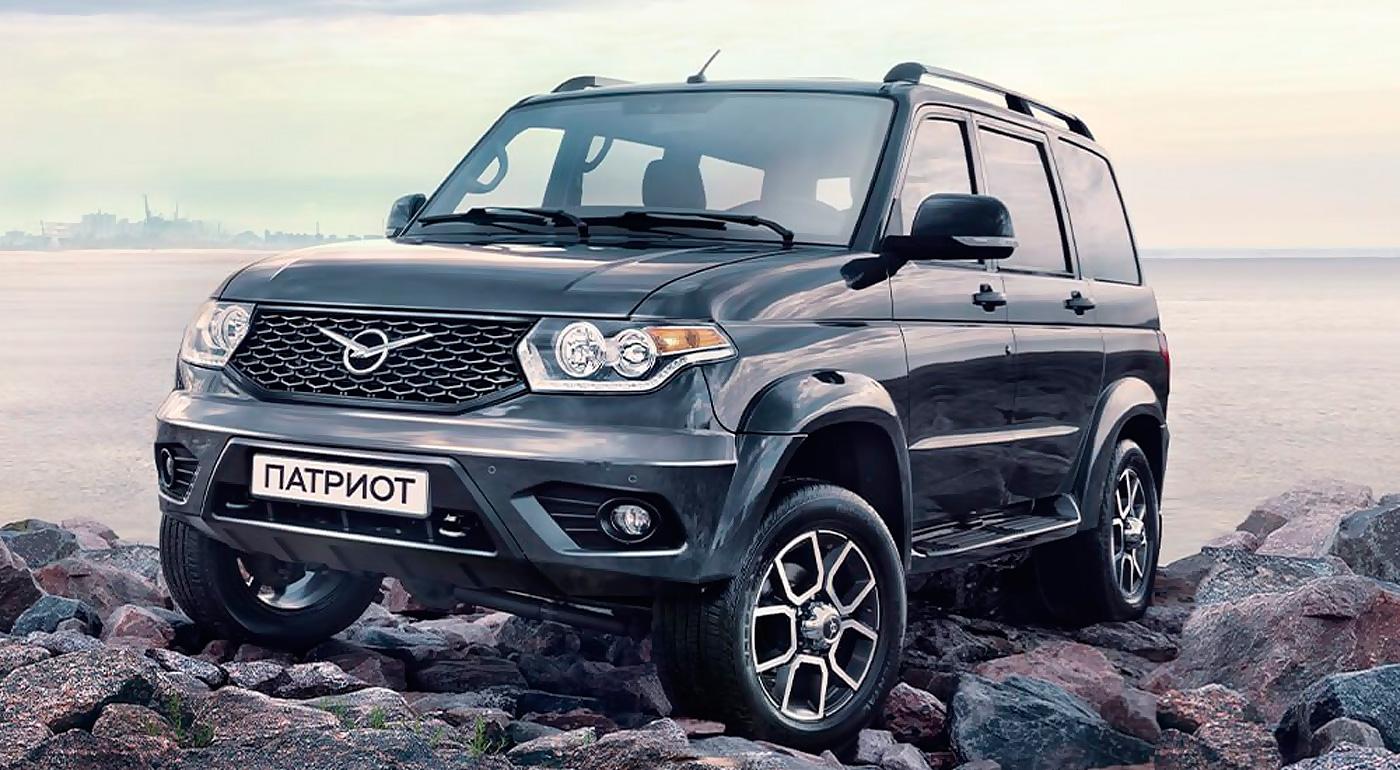 Обзор автомобиля УАЗ Патриот 2018