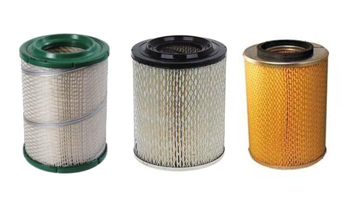 Популярные воздушные фильтры