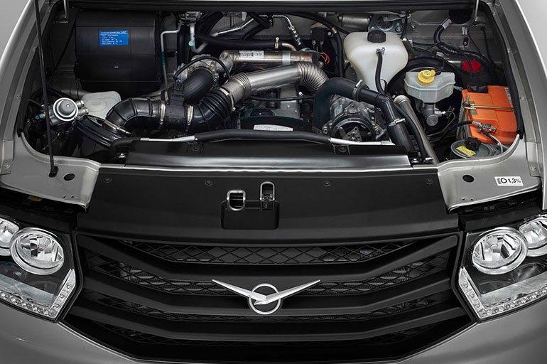 Двигатель Пикап