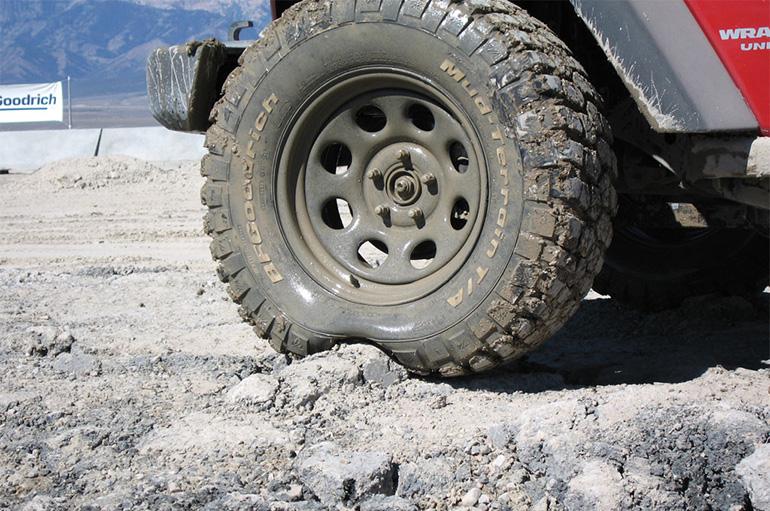 BFGoodrich Mud Terrain